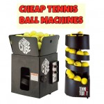 CHEAP TENNIS BALL MACHINE