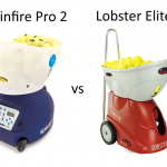 Spinfire Pro 2 vs Lobster Elite 3