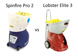 Spinfire Pro 2 vs Lobster Elite 3