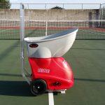 Lobster Elite Liberty Tennis Ball Machine Review